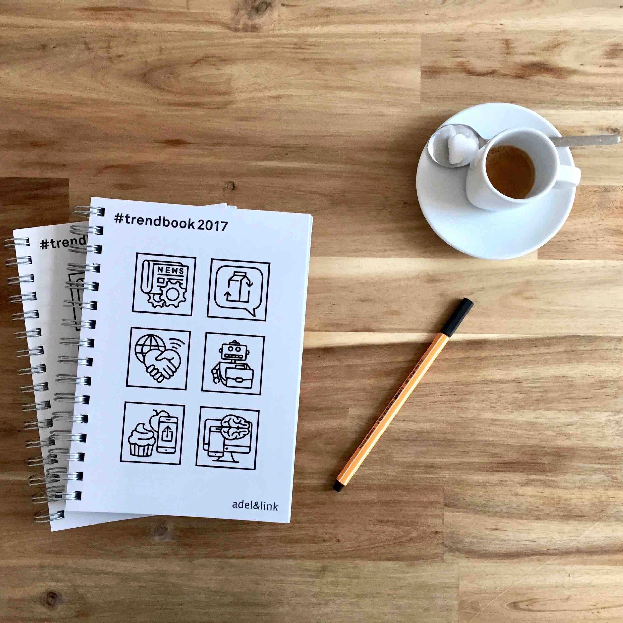 Trends 2017 – brought to paper
